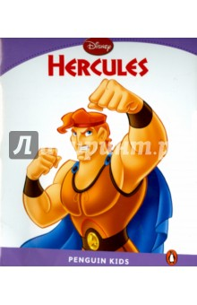 Hercules. Level 5Изучение иностранного языка<br>A long time ago on Mount Olympus, Hercules was born to Zeus and his wife, Hera. Zeus was the greatest of the gods, and baby Hercules was already very strong. Hades was the god of the dead and the other gods hated him. When he came up from the Underworld to meet the baby, he brought Hercules a dangerous toy. Hades wants to take control of the world from Zeus and only Hercules can stop him …<br>