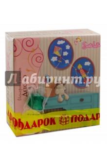"""ФОТО Аппликация из фетра """"Детство"""" (2007)"""
