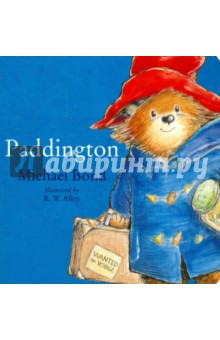 Paddington (board book)Изучение иностранного языка<br>The classic story of everyone s favourite bear, Paddington. Now available in board book format - perfect for tiny paws! Ages 1-3 Paddington Bear first met the Brown family at a railway station - Paddington Station, in fact. He had travelled all the way from Darkest Peru with only a jar of marmalade, a suitcase and a label reading  Please look after this bear . Without further ado, Mr and Mrs Brown welcomed the adventurous bear into their family, and in honour of their meeting place they named him Paddington.The Browns soon discover that Paddington is a most unusual bear, for ordinary things - like having a bath - become quite extraordinary when a bear called Paddington is around!<br>