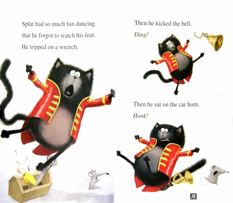 Иллюстрация 1 из 8 для Splat the Cat (Level 1) - Lin Hsu | Лабиринт - книги. Источник: Лабиринт