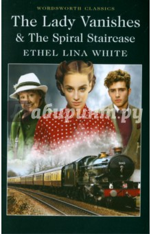 The Lady Vanishes &amp; The Spiral StaircaseХудожественная литература на англ. языке<br>The first of these two successful novels by Ethel Lina White was originally published in 1936 as The Wheel Spins but became famous as The Lady Vanishes when it was made into a film in 1938. The novel tells of a beautiful English tourist travelling by train in Europe who discovers that her elderly travelling companion seems to have disappeared from the train. After her fellow passengers deny ever having seen the elderly lady, the young woman is helped by a young musicologist, and the two proceed to search the train for clues to the old woman s disappearance. Starring Margaret Lockwood and Michael Redgrave and memorably directed by the celebrated Alfred Hitchcock, the film has become a major movie classic. The story has been adapted for stage, radio and television, and once more for the screen in 1979, but it is the Hitchcock version that remains a landmark in cinema history. <br>The other novel presented here was published as Some Must Watch in 1933 but the title was changed to The Spiral Staircase when it was made into a film in 1946. Under the same title, the story was filmed again in 1975 and adapted for television in 2000.<br>