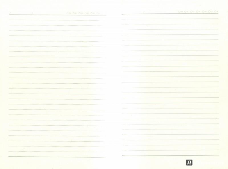 """Иллюстрация 1 из 3 для Ежедневник недатированный """"НАПА"""" (САЛАТОВЫЙ, цветной обрез) (38132-15)   Лабиринт - канцтовы. Источник: Лабиринт"""