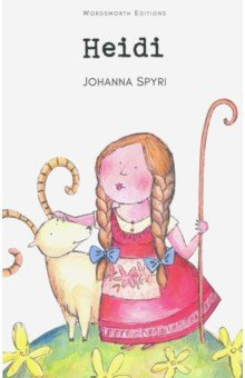 HeidiЛитература на иностранном языке для детей<br>Heidi is the heart-warming tale of a small girl s power for good, and it has remained a firm favourite since it was published over 100 years ago. It tells of the orphan Heidi and her idyllic existence with her gruff grandfather in the mountains. When she is sent to live in a city, comic chaos ensues, and eventually it is arranged that Heidi should return to the mountains. Together she and her friend Peter, the goat-herd, achieve wondrous changes in the community in which they live.<br>