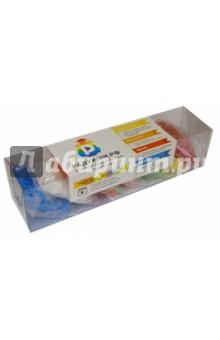 Большой комплект дополнительных резиночек №6 (7 цветов, 2100 штук) (116465)