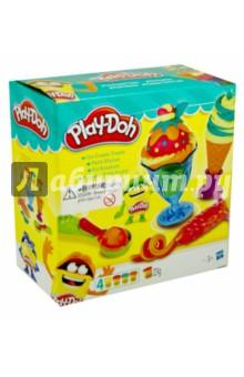 Игровой набор Play-Doh Инструменты мороженщика (B1857EU4)