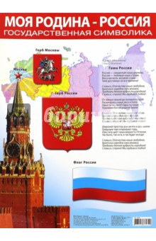 "Плакат ""Моя Родина - Россия"" (2096)"