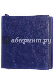 Ежедневник-мини недатированный А6-, Пристин, синий (39763-30) Феникс+