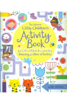 Bowman Lucy, Maclaine James Little Children's Activity Book Spot the Difference, Puzzles and Drawing