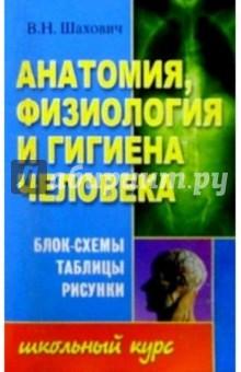 Анатомия, физиология и гигиена человека: Учебное пособие