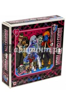 Мои любимые пазлы. Monster High. 100 деталей 00193) Оригами