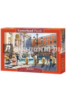 Puzzle-3000 Фонтан (C-300389)Пазлы (2000 элементов и более)<br>Пазл-мозаика.<br>3000 элементов.<br>Размер картинки: 92 х 68 см.<br>Материал: картон.<br>Упаковка: картонная коробка.<br>Сделано в Польше.<br>