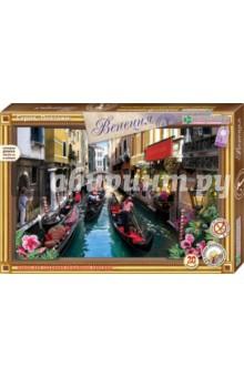 Набор для детского творчества. Изготовление картины Венеция (АБ 21-142)Конструирование рамок, коллажей и панно<br>Неповторимая Венеция с каналами вместо улиц уносит лодки с мечтающими туристами в очарование старинного города на воде. .Эту картину с перспективой канала дети старше 8 лет могут сделать сами, самостоятельно, а дети старше 5 лет - с помощью взрослых. Ножницы и клей не понадобятся, - ведь наши наборы в технике 3D-аппликации специально созданы таким образом, чтобы ребёнку было удобно и чисто работать. Вместо клея в наборе объёмный двусторонний скотч. С наборами этой серии дети учатся складывать трёхмерное изображение из частей, составляя перспективу. Красочная и глубокая готовая рамка входит в набор,- её не нужно собирать!<br>Размер готового изделия: 290x200x30 мм<br>Возраст: для детей старше 8-ми лет<br>Комплектация: комплект готовых бумажных деталей, картонная картинка - фон, рамка-коробка, комплект квадратов объёмного скотча<br>Упаковка: картонная коробка в термоусадочной плёнке.<br>Сделано в России.<br>