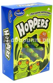 Лягушки-непоседы Hoppers (6703-RU) Thinkfun