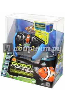 РобоРыбка на радиоуправлении (2572А) RoboFish
