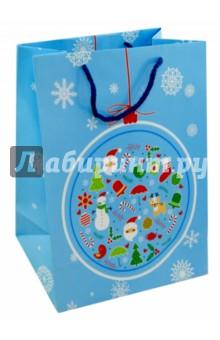 """Пакет А 4 """"Голубой шар"""" (УП 4-0013)"""