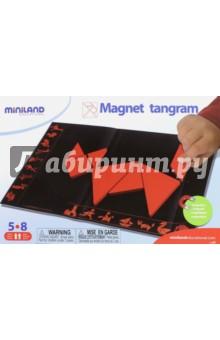 """Головоломка """"Танграм магнитный"""" (95007) Miniland Educational"""