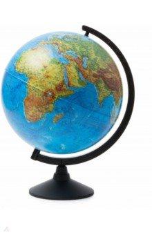 Глобус Земли физический, d-320 мм (К013200015) Globen