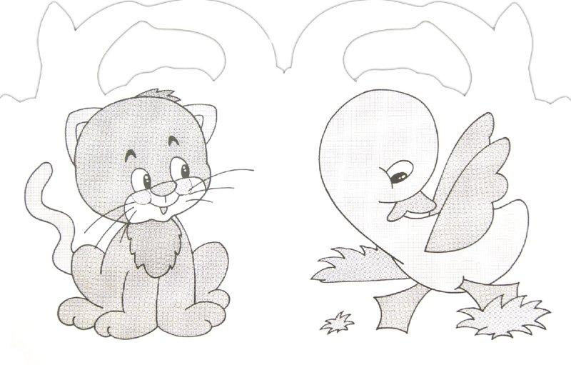 Волшебные раскраски для детей