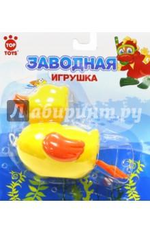 Утка с запуском (в блистере, 19х21,5х5 см) (GT8893) Top Toys