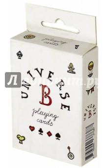 UNIVERSE. Сувенирные карты игральные Ваухаус