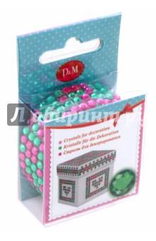 Наклейки для декорирования Эмеральд (62371)Наклейки детские<br>Наклейки для декорирования Эмеральд.<br>Трех цветов: розовый, изумрудный. <br>Изготовлены из полимерных материалов. <br>Сделано в Китае.<br>