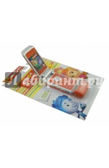 Телефон сотовый, со звуком, на батарейках (GT8667)Телефоны, рации<br>Сотовый телефон для вашего ребенка с песенкой и фразами от любимых героев мультсериала Фиксики!<br>Материал: полимерные материалы.<br>Упаковка: блистер.<br>Сделано в Китае.<br>