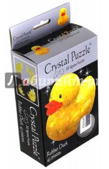 """3D головоломка """"Уточка желтая"""" (90148) Crystal Puzzle"""