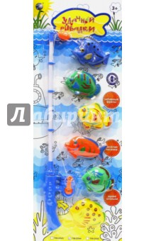 Рыбалка со светом и звуком (SFY-6602)