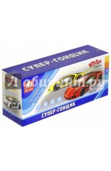 """Машина """"Супер-гонщик"""" со светом и звуком, на батарейках (00697230, 00697225) в ассортименте"""