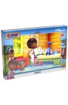 "Step-Puzzle-160 ""Disney. Доктор Плюшева"" (94051) Степ Пазл"