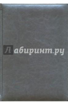 """Ежедневник недатированный """"Небраска"""" (145х205 мм, серебро) (722106268) Lediberg"""