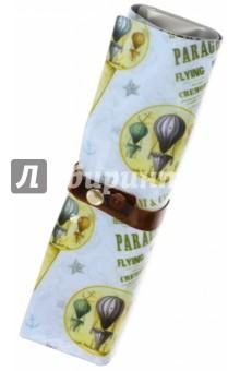Пенал-органайзер Воздушные шары (41038)Пеналы-тубусы<br>Пенал-органайзер Воздушные шары.<br>Предназначен для хранения мелких предметов. <br>Изготовлен из ПВХ. Без наполнения.<br>Сделано в Китае.<br>