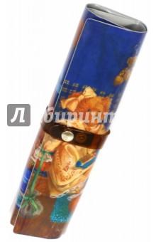 Пенал-органайзер Медвежата (41035)Пеналы-тубусы<br>Пенал-органайзер Медвежата.<br>Предназначен для хранения мелких предметов. <br>Изготовлен из ПВХ. Без наполнения.<br>Сделано в Китае.<br>