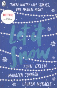 Let It Snow. Three Holiday RomancesХудожественная литература на англ. языке<br>Let It Snow is a collection of three moving holiday romances by John Green, Lauren Myracle and Maureen Johnson. An ill-timed storm on Christmas Eve buries the residents of Gracetown under multiple feet of snow and causes quite a bit of chaos. One brave soul ventures out into the storm from her stranded train and sets off a chain of events that will change quite a few lives. Over the next three days one girl takes a risky shortcut with an adorable stranger, three friends set out to win a race to the Waffle House (and the hash brown spoils), and the fate of a teacup pig falls into the hands of a lovesick barista. A trio of today s bestselling authors - John Green, Maureen Johnson, and Lauren Myracle - bring all the magic of the holidays to life in three hilarious and charming interconnected tales of love, romance, and kisses that will steal your breath away. A comedy as delicious as any whipped up by the Bard. (Washington Post Book World). John Green is a Printz Award-winning and number 1 New York Times bestselling author. His books include The Fault in Our Stars, Looking for Alaska, An Abundance of Katherines, Paper Towns, and Will Grayson, Will Grayson. Maureen Johnson is the best-selling author of 13 Little Blue Envelopes, Devilish, Girl at Sea, The Name of the Star, and Suite Scarlett. Lauren Myracle is the author of many books for teens and tweens, including Shine; Kissing Kate; Peace, Love, and Baby Ducks; and The Winnie Years series.<br>