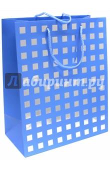 Пакет подарочный ламинированный. 263х327 мм. (L LUX 005) МегаМАГ