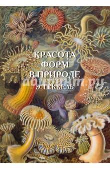 Красота форм в природе. Э. ГеккельГрафика<br>В альбом вошли иллюстрации известного немецкого ученого Э. Геккеля. Часть организмов, например радиолярии, изображенных в книге, была обнаружена и описана самим Э. Геккелем.<br>Состаитвель: Астахов А.Ю.<br>