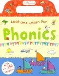 Look and Learn Fun. Phonics (Sticker Book)