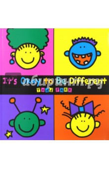 Its Okay To Be DifferentЛитература на иностранном языке для детей<br>It s okay to need some help. It s okay to be a different colour. It s okay to talk about your feelings. It s okay to make a wish...It s Okay to Be Different cleverly delivers the important messages of acceptance, understanding and confidence in an accessible, child-friendly format featuring Todd Parr s trademark bold, bright colours and silly scenes. Targeted to young children first beginning to read, this book will inspire kids to celebrate their individuality through acceptance of others and self-confidence. Along with the four other bestselling Todd Parr picture books debuting in paperback this season, It s Okay to be Different is designed to encourage early literacy, enhance emotional development, celebrate multiculturalism, and promote character growth.<br>