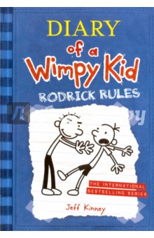 Diary of a Wimpy Kid. Rodrick RulesЛитература на иностранном языке для детей<br>The highly anticipated sequel to the #1 NEW YORK TIMES bestselling book Secrets have a way of getting out, especially when a diary is involved. Whatever you do, don t ask Greg Heffley how he spent his summer vacation, because he definitely doesn t want to talk about it. As Greg enters the new school year, he s eager to put the past three months behind him . . . and one event in particular. Unfortunately for Greg, his older brother, Rodrick, knows all about the incident Greg wants to keep under wraps. But secrets have a way of getting out . . . especially when a diary is involved. Diary of a Wimpy Kid: Rodrick Rules chronicles Greg s attempts to navigate the hazards of middle school, impress the girls, steer clear of the school talent show, and most important, keep his secret safe.<br>