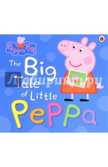 The Big Tale of Little PeppaЛитература на иностранном языке для детей<br>Peppa just can t imagine being a little baby. But when Suzy Sheep arrives with a picture from the olden days, Peppa wonders what she was like before she grew big and clever! She soon finds out that little Peppa laughed, cried and played with her best friend Suzy Sheep, but her favourite thing to do was ...jump in a muddy puddle! Available in paperback, this is the perfect gift for Peppa fans.<br>