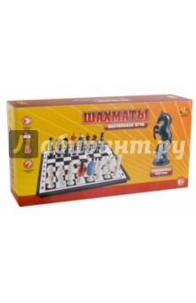 Шахматы магнитные (S-00075)Шахматы, шашки, нарды<br>Логические настольные игры очень важны для гармоничного развития детей, ведь они помогают ребенку не только увлекательно провести время, но при этом стать внимательнее. Шахматы от компании ABtoys предназначены для интересного времяпрепровождения. Набор состоит из складного поля и фигурок двух цветов, уникальный дизайн которых понравится не только детям, но и взрослым. Они очень удобны, так как имеют магнитную основу. В игру удобно играть как дома, так и в дороге.<br>Количество игроков: 2 человека.<br>Примерное время игры: 20 минут.<br>Магнитная складная доска.<br>Материал: пластик, металл.<br>Упаковка: картонная коробка.<br>Для детей от 6 лет.<br>Сделано в Китае.<br>