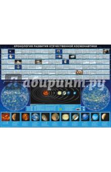 Хронология развития отечественной космонавтикиВоздушный транспорт<br>Хронология развития отечественной космонавтики. Настольное издание.<br>
