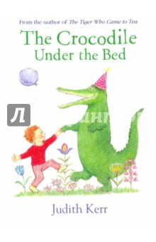 Crocodile Under the Bed (board book)Литература на иностранном языке для детей<br>A magical new classic in the making from the creator of the beloved favourite, The Tiger Who Came to Tea. Once there was a little boy called Matty, and he was very sad...From the creator of the iconic picture books The Tiger Who Came to Tea and Mog the Forgetful Cat, comes a brand new story about joy, parties...and crocodiles! Matty is sick, and very sad because hes too sick to go to the Queens birthday party! But when he gets an unexpected visitor, it seems that Matty might not miss out after all...<br>