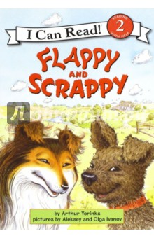 Flappy and Scrappy (Level 2)Литература на английском языке<br>Scrappy makes Flappy smile even when shes having a bad day. Flappy makes Scrappy feel special when he needs it most. These three adventures show what being a best friend is all about.<br>