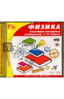 Физика. 7-11 классы. Коллекция наглядных материалов (CDpc)