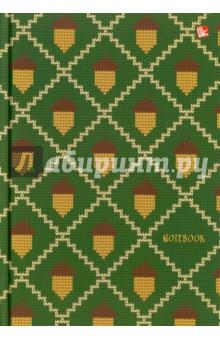 """Книги для записей """"Желуди"""" (112 листов, А5) (КЗ51121898) Эксмо-Канц"""