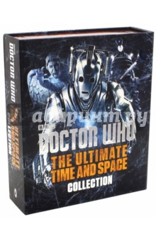 Doctor Who. Ultimate Time &amp; Space Collection 3-BookХудожественная литература на англ. языке<br>This special Doctor Who box set contains reformatted editions of Doctor Who: The Essential Guide to Fifty Years of Doctor Who, Doctor Who: 100 Scariest Monsters, and Doctor Who: The Official Doctionary. Three essential resource books for any traveler in time and space!<br>