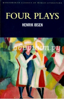 Four PlaysХудожественная литература на англ. языке<br>The plays of Norwegian dramatist Henrik Ibsen (1828-1906) are critically acclaimed throughout the world. The father of modern drama, Ibsen broke with theatrical conventions and created a more realistic form of drama that used the stage as a forum for debating social problems, notably the rights of the individual, and the damaging effects of orthodoxy. This collection of four plays contains, A Dolls House (1879) and Hedda Gabler (1890), his most striking depictions of the struggle by individuals - especially women - to realize their full potential; it also presents Peer Gynt (1867), an early verse tour-de-force, not originally intended for the stage, on the nature of the self, and The Master Builder (1892), a play that explores the clash between the old and the new in richly metaphorical language. This collection returns to the acclaimed translations of William Archer (1856-1924), who through these renditions played a major role in promoting Ibsens reputation outside Norway. Archer was also a critic, who with actress Elizabeth Robbins and dramatist George Bernard Shaw was central in the modernisation of English theatre.<br>With an Introduction by Ellen Rees, Centre for Ibsen Studies, University of Oslo.<br>
