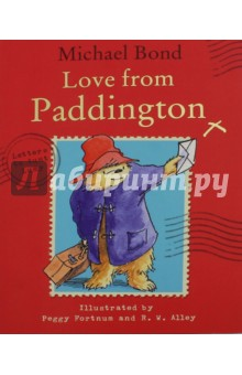Love from PaddingtonЛитература на иностранном языке для детей<br>Sealed with a sticky paw! First class correspondence from the nation s favourite bear, Paddington - soon to be a major movie star! Dear Aunt Lucy, I expect this will come as a great surprise to you, but not only have I arrived in England, but I have an address! I m staying at number 32 Windsor Gardens and it isn t at all like the Home for Retired Bears...This delightfully engaging series of letters from Paddington to his Aunt Lucy in Peru, follows his new experiences in London while showcasing his uniquely charming and hilarious take on the world. From stowing away on a ship, to working as a barber, there is certainly never a dull moment!<br>