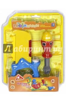Набор инструментов, 2 штуки, ассортимент (Т55986)